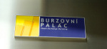 Burzovn palc v Praze, sdlo Burzy cennch papr Praha, a.s.