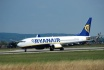 Ilustran foto - Boeing B737 spolenosti Ryanair