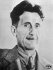George Orwell (vlastnm jmnem Eric Arthur Blair) britsk spisovatel a publicista (25. 6. 1903 - 21. 1. 1950).