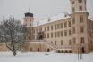 Ilustrační foto - Zámek Mníšek pod Brdy v zimě