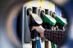 Tankování benzinu, palivová nádrž, čerpací stanice - ilustrační foto.