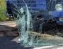 Ilustrační foto - Nehoda autobusu. Ilustrační foto.