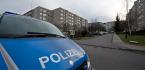 Automobil německé policie - ilustrační foto.