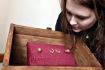 Truhla s přesnou kopií zlatých šperků velkomoravských princezen byla představena 11. února na tiskové konferenci Moravského zemského muzea v Brně. Truhla bude výhrou v soutěži k 200. výročí muzea.