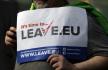 Odpůrci britského členství v EU podle BMG nadále převažují