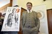 Ve Zlíně pokřtili novou známku s portrétem Tomáše Bati