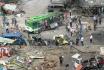 Při pondělním zásahu syrské nemocnice zahynulo 43 lidí