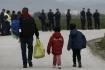 Z řeckého tábora u Idomeni už odjelo 1100 uprchlíků