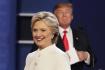 Clintonová má podle průzkumu před Trumpem náskok 14 procent