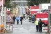 Výbuch v Poličských strojírnách zranil 19 lidí, okolí evakuovali