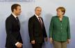 Macron, Merkelová, Putin budou jednat o realizaci příměří v Sýrii