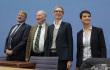 Šéfka AfD Petryová nechce být součástí frakce strany v parlamentu