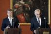 Pokud Zeman prohraje prezidentské volby, jmenuje Babiše premiérem