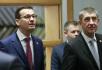 V4 potvrdila, že finančně podpoří lepší ochranu libyjské hranice