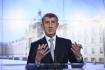 Vláda podala demisi, termín jejího přijetí Zemanem je nejasný - videopřenos