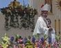 Papež lituje slov, jimiž hájil biskupa, který prý kryl zneužívání