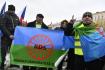 Lidé v Praze protestovali proti zpochybňování romského holokaustu