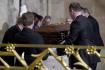 V katedrále sv. Víta byly uloženy ostatky kardinála Berana