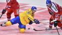 Hokejisté ČR vstoupili do Švédských her prohrou se Švédy 1:3