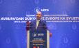 Erdogan se v Bosně domáhal volební podpory, peskoval země EU