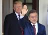 Trump: Kim Čong-un myslí jaderné odzbrojení KLDR opravdu vážně
