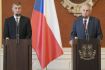 Babiš navrhne Zemanovi i Pocheho, termín jmenování vlády nejasný - videopřenos