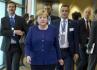 Merkelová: Dohoda zemí EU na migraci bude složitá