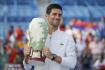 Djokovič porazil Federera a získal chybějící titul z Masters