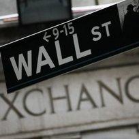 Wall Street, adresa americké burzy cenných papírů NYSE - New York Stock Exchange. Ilustrační foto.