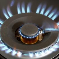 Plynový hořák - ilustrační fotografie.