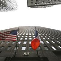 Centrála banky Goldman Sachs v New Yorku.