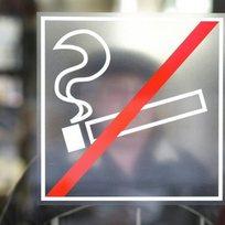 Ilustrační foto - Zákaz kouření. Ilustrační foto.