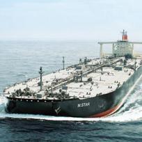 Ilustrační foto - Japonský ropný tanker M. STAR.
