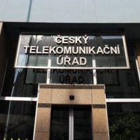 Sídlo Českého telekomunikačního úřadu (ČTÚ) v Praze Vysočanech.