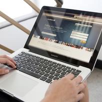 Ilustrační foto - Počítač, notebook, laptop, internet - ilustrační foto.