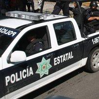 Ilustrační foto - Mexická federální policie - ilustrační foto.