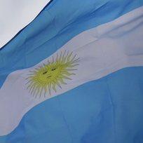 Argentina - vlajka - ilustrační foto.