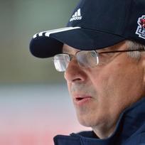 Ilustrační foto - Hokejový trenér Václav Sýkora.