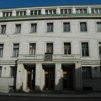 Budova Ministerstva financí České republiky v Letenské ulici v Praze.