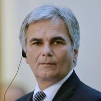 Rakouský kancléř Werner Faymann.