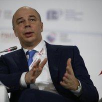 Ruský ministr financí Anton Siluanov.