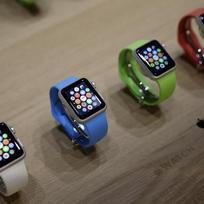 Hodinky Apple Watch.