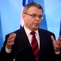 Ilustrační foto - Ministr zahraničí Lubomír Zaorálek v Izraeli.