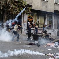 Ilustrační foto - Střety bezpečnostních sil s povstalci ze zakázané Strany kurdských pracujících (PKK) na jihovýchodě Turecka.
