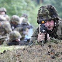 Čeští vojáci, armáda - ilustrační foto.