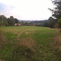 Louka, pozemek, pole, příroda, vesnice - ilustrační foto