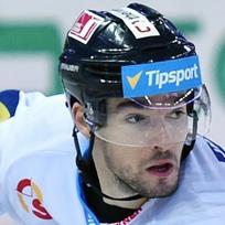 Liberecký hokejista Michal Birner