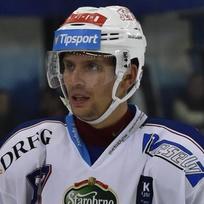 Brněnský hokejista Jan Hruška