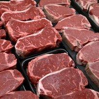 Hovězí maso, steaky, červené maso - ilustrační foto