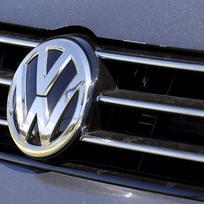Znak automobilky Volkswagen. Ilustrační foto.